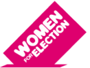 Partner logo women for election logo