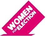 Women for election logo